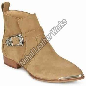 Bisigue Beige Women Shoes Ankle Boots