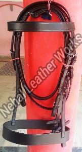 HB 20010089 Horse Leather Bridle