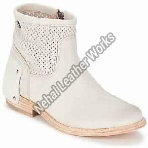 Off-White Woman Shoes Boots