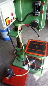 Tapping Cum Drilling Machine