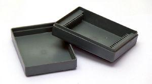 12 Cap Plastic Slide Box
