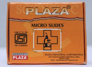 Plaza ISI Microscope Glass Slide