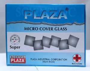 Plaza Super Microscope Cover Glass