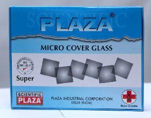 Plaza Super Microscope Cover Glass