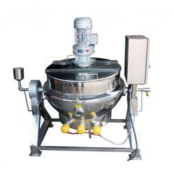 Stainless Steel Steam Cooking Equipments