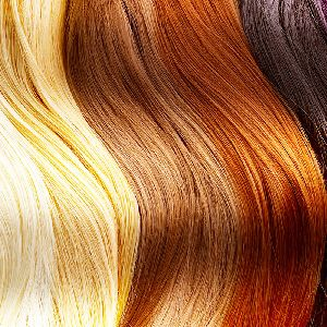 Natural Hair Colours