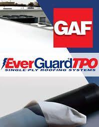 GAF Everguard TPO Roofing System