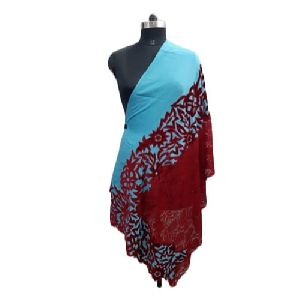 Ladies Embroidered Stole
