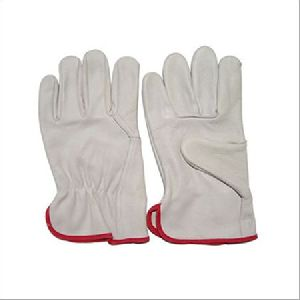 Soft Leather Driving Gloves
