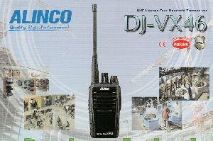 DJ -VX46 Alinco Walkie Talkie