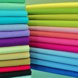 Dyed Poplin Fabric
