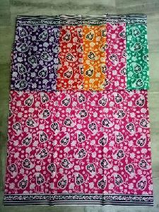 Hand Block Cotton Fabric