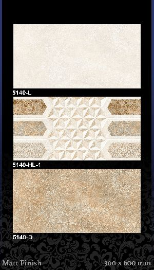 5140 Matt Finish Wall Tile