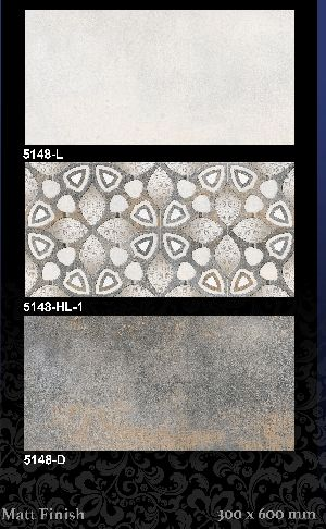 5148-HL-1 Matt Finish Wall Tile