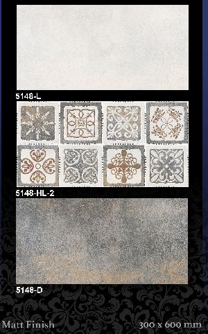 5148-HL-2 Matt Finish Wall Tile