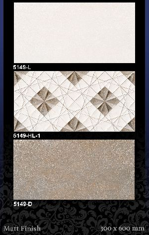 5149 Matt Finish Wall Tile