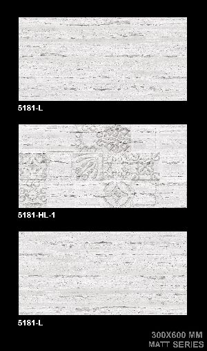5181 Matt Finish Wall Tile