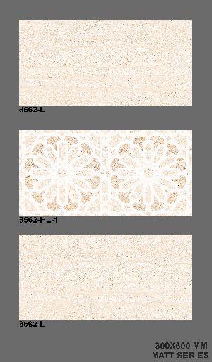 8562 Matt Finish Wall Tile