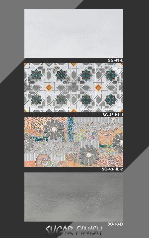 SG-43-HL-1 Sugar Finish Wall Tile
