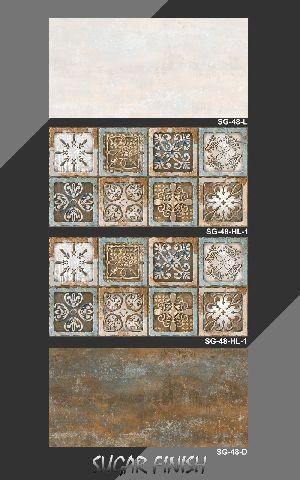 SG-48 Sugar Finish Wall Tile
