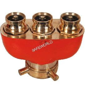 3 Way Suction Collecting Head