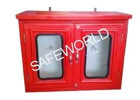 FRP Double Door Hose Box