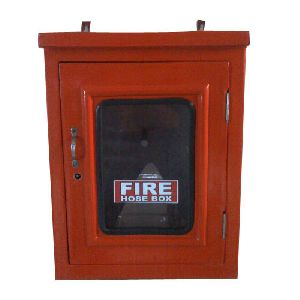 FRP Single Door Hose Box