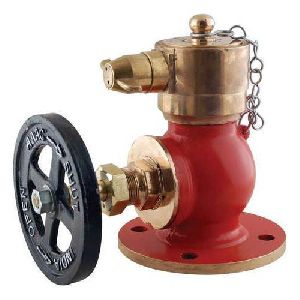 Straight Fire Hydrant Valve