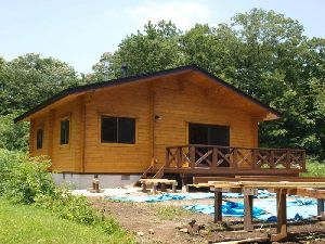 Prefabricated Wooden House Designing Service