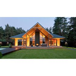Prefabricated Wooden House Installation Service