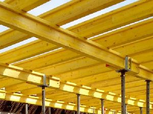 Wooden H Beams