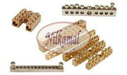 Brass Electrical Neutral Link