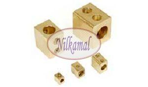 Brass electronics hardware parts