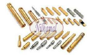 electronic brass components