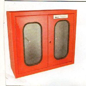 Double Door Hose Box Cabinet