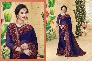 Aliza Wedding Saree