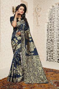 Aradhana Banarasi Silk Casual Saree