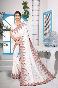 Georgette Kashmiri Queen Designer Saree