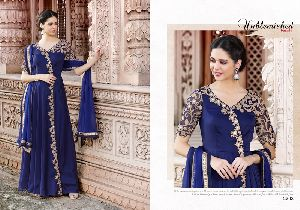 Georgette Ladies Suit