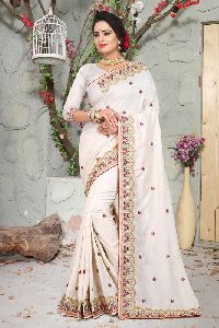 Nikah Vichitra Silk Festival Saree