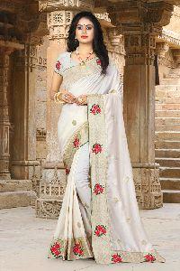 Pehnava Vichitra Silk Wedding Saree