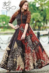 Pure Maslin Sundari Gown