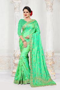 Rajwadi Silk Prithvi Designer Saree