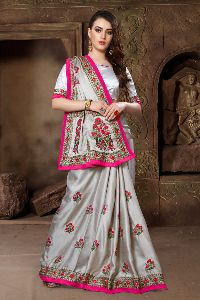 Senorita Onex Silk Wedding Saree