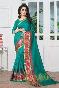 Sim Sim Banarasi Silk Festival Saree