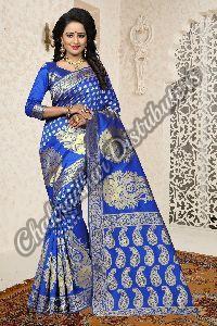 Aradhana Banarasi Silk Wedding Saree