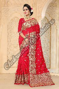 Aradhana Zoya Art Silk Wedding Saree