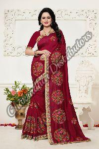 Ardhangini Silk Wedding Saree