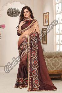 Blueberry Dola Silk Casual Saree