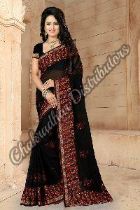 Bridal Georgette Bollywood Saree